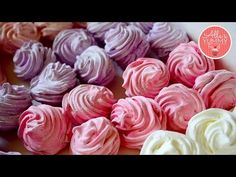 How to make Raspberry Marshmallow Russian Desserts, Russian Recipes, Cake Recipes From Scratch, Easy Cake Recipes, Cake Recipe For Decorating, Jelly Gummies, Marshmallow Treats, Sweet Little Things, Recipes With Marshmallows