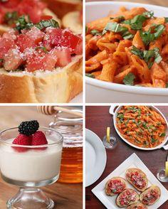3-Course Italian Dinner   3-Course Italian Dinner