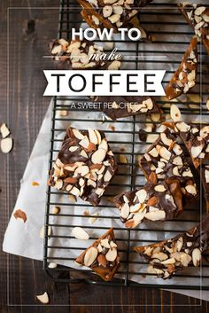 """How To"" Tuesday:  How to Make Toffee"