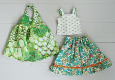 Dress Factory: Hippityttöjen hellehepenet