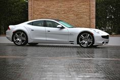 Fisker Karma: The World's Most Interesting Car