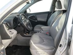 """Sport Utility - 2011 Toyota RAV4 Limited V6, LEATHER, AWD in Edmonton, AB  $10,900"""