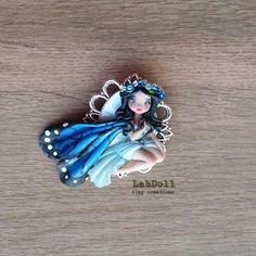#labdoll #claycreations #fairy #polymerclay