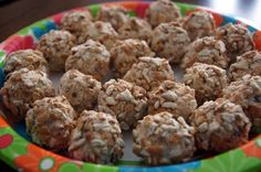Little Bit of Everything: Blue Cheese and Bacon Truffles