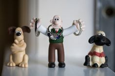 wallace and gromit and Bling!