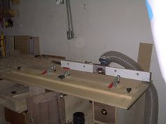 Jointing/Milling router jig
