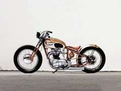 Triumph Custom Bobber