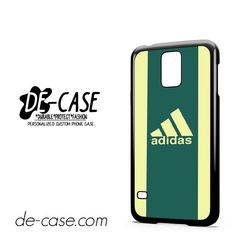 Yellow Green Limited Sport Adidas DEAL-12127 Samsung Phonecase Cover For Samsung Galaxy S5 / S5 Mini