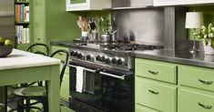 20 Green Kitchens That Stand Out From The Crowd      Tom DeHart   Broker   630-291-9961   TDeHartHomes.com  EXIT Realty ReDefined     Wheaton     IL    Who You Choose to Represent You Matters!