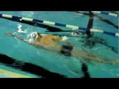 Sprint Triathlon Training-  How to Swim Faster (Total Immersion Swim Lesson)