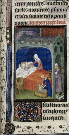 Birth of the Virgin