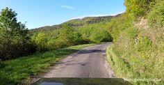 Autózás a kőszegi hegyen. #kőszeg #hegy #gopro