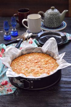 A Gluten Free Flourless Almond and Coconut Cake that's moist, tender and incredibly delicious. It takes just few minutes to whip up this recipe, best for busy days. I love this cake, t… Almond Coconut Cake, Almond Flour Cakes, Almond Flour Recipes, Almond Meal Cake, Coconut Buns, Coconut Cakes, Cake Flour, Gluten Free Sweets, Gluten Free Cakes