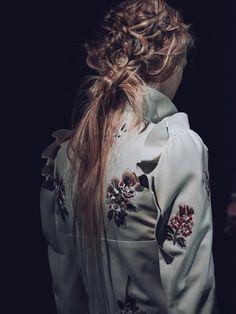 The Blanc Collective // High Fashion love affair // Alexander McQueen SS16