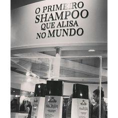 Sucesso mundial. The First, o primeiro shampoo que alisa no mundo. ❤ #shampooquealisa #shampoothefirst #thefirstsweethair #sweethair #sweetprofessional #sweethairprofessional