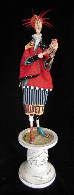 Kate Church.....love her dolls.