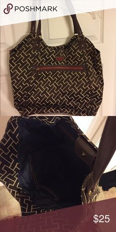 Tommy Hilfiger handbag Tommy Hilfiger handbag, like new condition. Bags Hobos