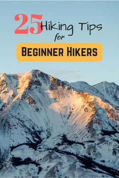 Hiking is a rewarding activity that anyone can do. Read on to find out everything a beginner needs to know before they go out on their very first hike...
