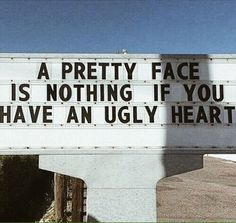 Ugly heart is nothing for you. Pretty Words, Beautiful Words, Mood Quotes, Positive Quotes, Ugly Heart, Happy Words, Quote Aesthetic, Aesthetic Pictures, Some Words