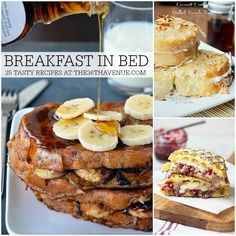 Best Recipes - These are the best breakfast recipes ever! Easy to make and perfect for breakfast, brunch or breakfast for dinner. So good! the36thavenue.com