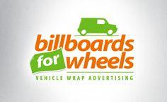 Logo design for a vehicle wrapping service company. #logo #logos #design