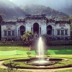 Parque Laje in Rio de Janeiro, Brazil