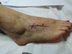 Tattoo familia