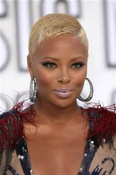 ultra short hair black women - Bing Images