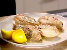 Chicken with Shallots recipe from Ina Garten via Food Network