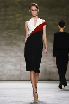 Bibhu Mohapatra Ready To Wear Fall Winter 2015 New York
