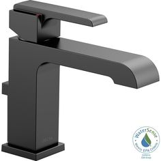 Delta Ara Single Hole Singlehandle Bathroom Faucet Channel Spout Awesome Delta Single Hole Bathroom Faucet Inspiration