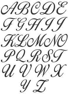 fancy alphabet letters a-zTattoo Letter Designs Az Best Eye Catching Tattoos Pvof3XVu