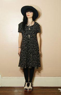 grunge dress