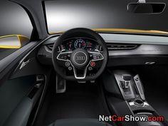 Audi Sport quattro Concept, 2013