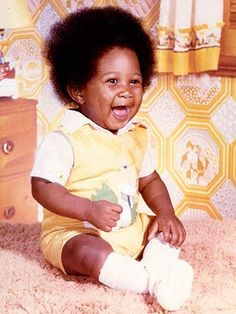 This is Usher as a baby. I just wanted to throw that out there..