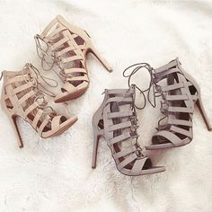 Discount Lace Up Open Toe Heels - http://myshoebazar.com/product/discount-lace-up-open-toe-heels/