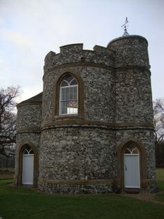 Guide to the best landmark trust properties in the uk Kent Coast, My Ideal Home, Trust, Castle, Tower, Holidays, Mansions, House Styles, Building