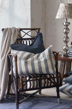 Himla | Vackra kuddar, gardiner, bädd & textilier | Matilde & Co