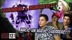 NACE UN NUEVO GUERRERO!!! REACCION | DRAGON BALL SUPER CAPITULO 121 SUB ...