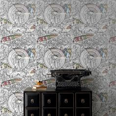 The Wealthy Mandarin - Designer Wallpaper, Wall Art & Paint | Graham & Brown