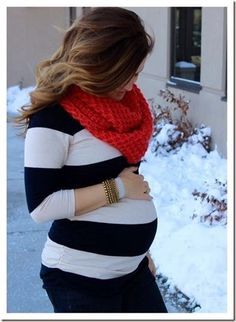 Hawley: What I'm Lovin' Wednesday: Maternity Style {Winter Edition}