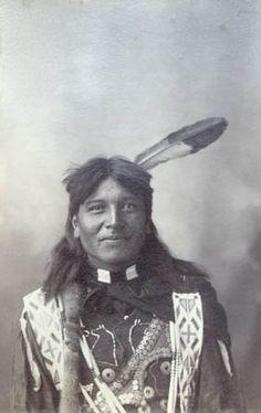 Standing Elk - Omaha – 1898