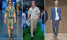 Are British men ready to wear prints?  British blokes have embraced colour – so will pattern, from Hawaiian shirts to floral trousers, be the next big thing in menswear?  http://www.guardian.co.uk/fashion/2012/may/15/british-men-ready-wear-prints?mobile-redirect=false