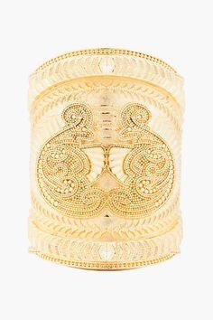 Balmain scroll cuff