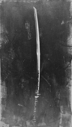 TWD Day 21. my weapon of choice is a Japanese sword, Katana 刀