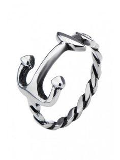 Stainless Steel Braided Rings