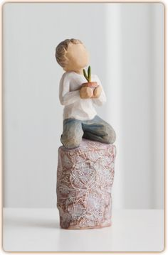 Willow Tree® Something Special Figurine