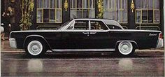 My Mom & Dad each had one growing up. Dad's was black and Mom's was gold!  Vintage Lincoln Continental
