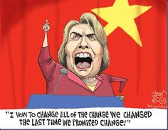 No Hillary! No Clinton! image