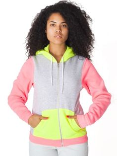 School Spirit Sweatshirt Velocity ProSphere University of Evansville Girls Zipper Hoodie